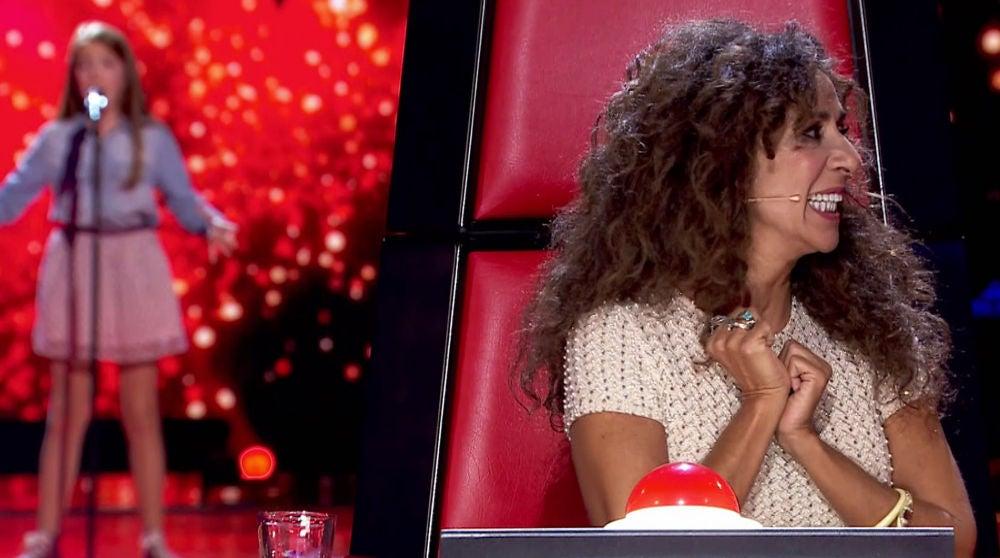 Una talent silenciará el plató de 'La Voz Kids' con su homenaje a Rocío Jurado