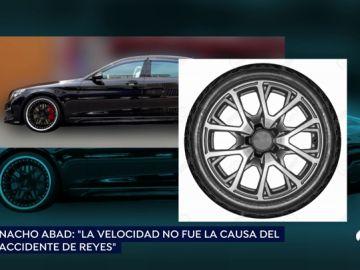 """Investigan un taller como posible causante del acidente de Reyes: """"Le dije que tenía la llanta rajada"""""""