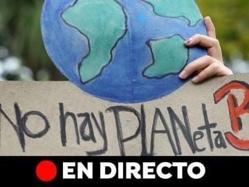 Huelga Mundial por el Clima 2019: Última hora de las manifestaciones de hoy, en directo