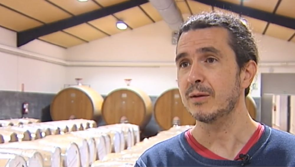 Bodeguero habla sobre la temporada de vendimia