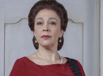María Bouzas es Francisca Montenegro en 'El secreto de Puente Viejo'