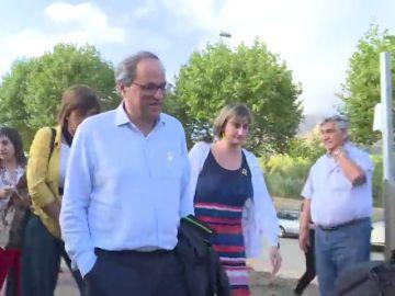 Los independentistas rechazan las acusaciones del juez