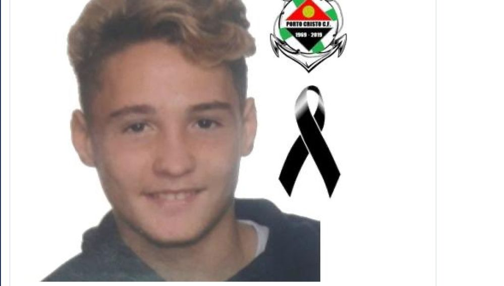 Isaac Marta, el joven fallecido