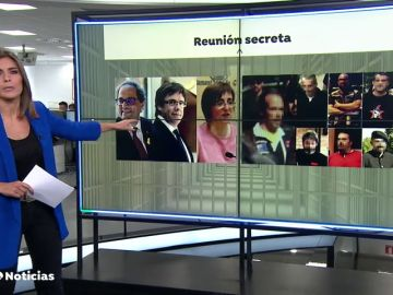 La hermana de Puigdemont niega haber hecho de enlace entre el expresident, Torra y CDR