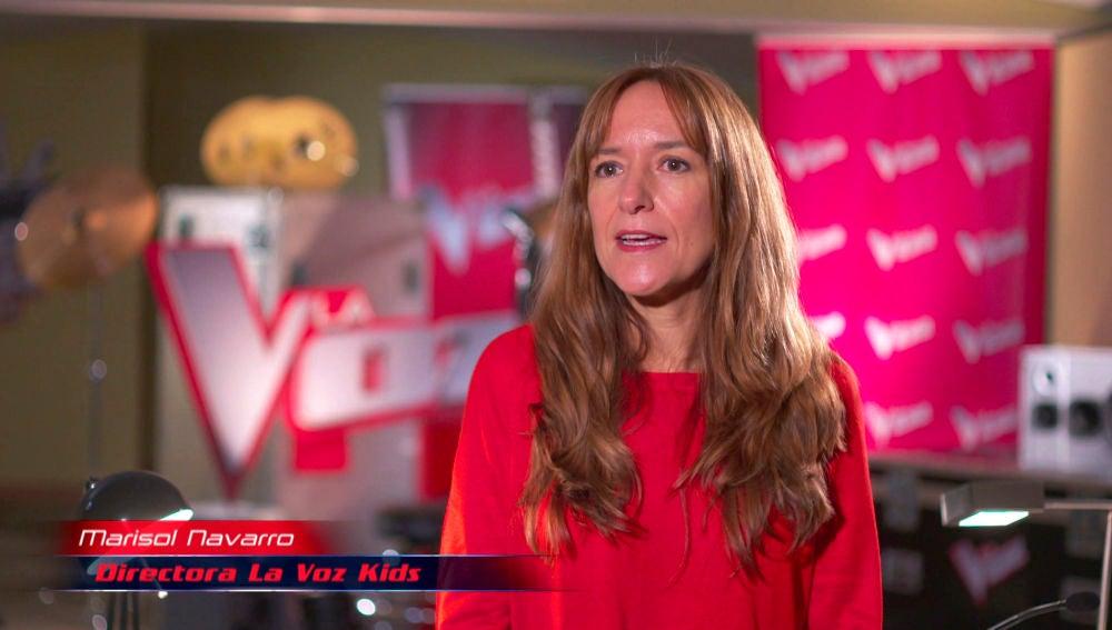 Marisol Navarro, directora de 'La Voz Kids', habla sobre el funcionamiento de los castings piano