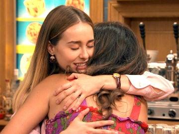 Amelia regresa a Madrid por sorpresa y para quedarse