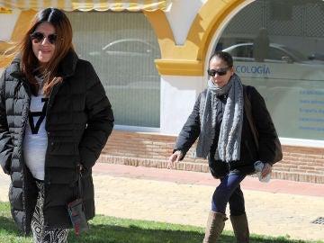 Isabel Pantoja y su hija Isa Pantoja