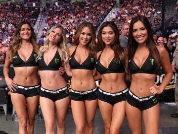 Las 'Octagon Girls'