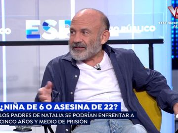 """El actor con enanismo Emilio Gavira, sobre el caso de Natalia Grace: """"Esos padres deben ir a la cárcel"""""""