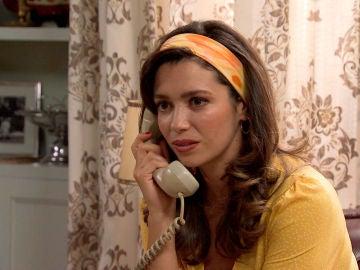 Amelia duda sobre su decisión de quedarse en Madrid
