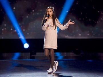 Actuación Amira Akourrih