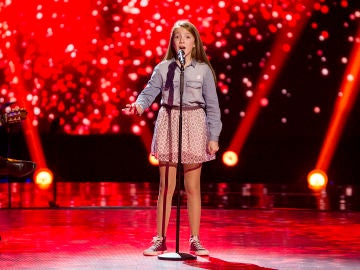 Actuación Natalia Barone