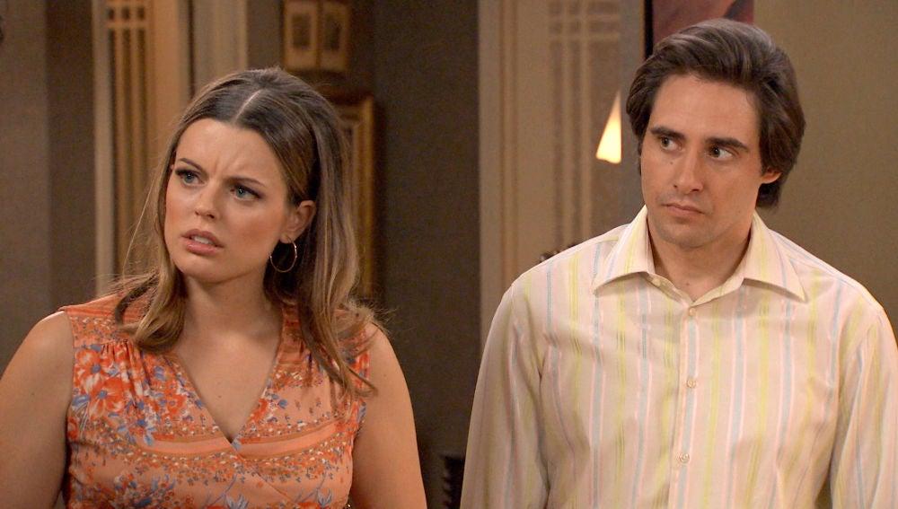 Lourdes y Jacobo llegan de la luna de miel en plena crisis familiar