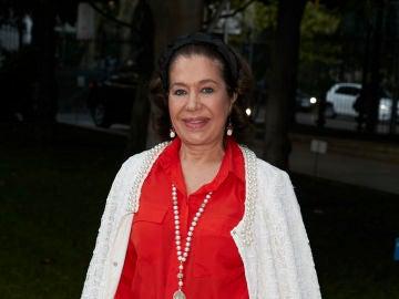 La madre de Elena Tablada