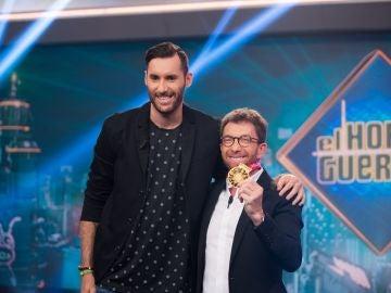 Rudy Fernández describe qué se siente al ganar el Mundial de baloncesto con España