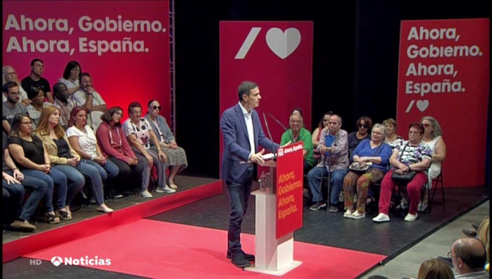 """Comienza la precampaña: los líderes políticos exigen a Sánchez """"más hechos y menos palabras"""""""