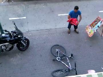 Sexo, drogas y vandalismo en el barrio de la Macarena de Sevilla