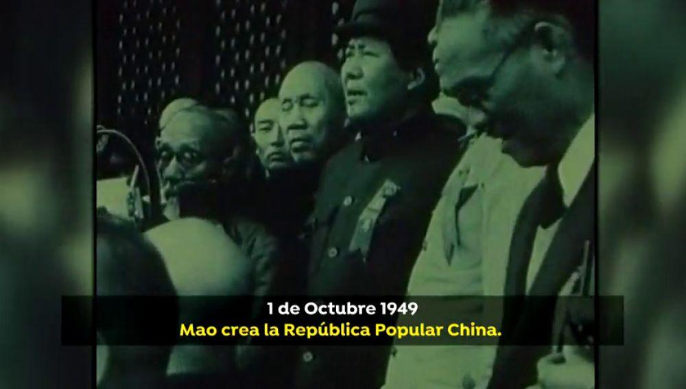 La República Popular China celebra su 70 aniversario con un gran desfile militar
