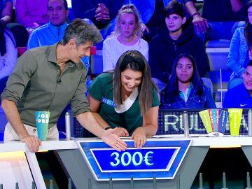 Una concursante propone a Jorge Fernández hacer trampa en 'La ruleta de la suerte'