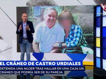 El cráneo de Castro Urdiales.