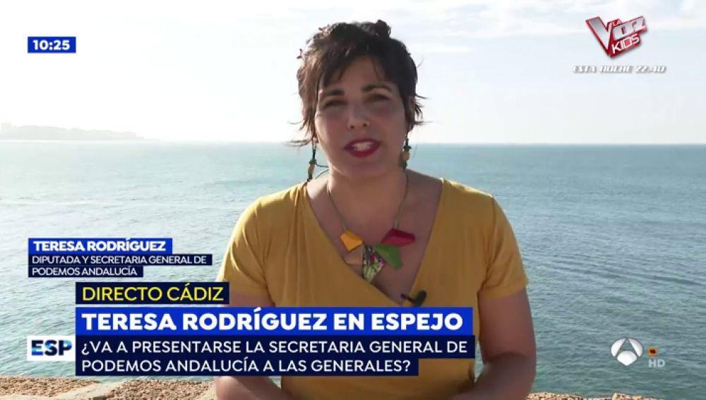 Teresa Rodriguez.