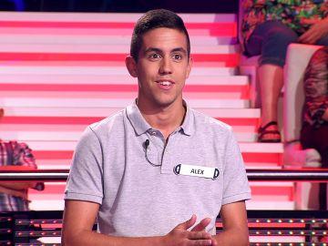 Joaquín, el 'culpable' de que un concursante barcelonés de '¡Ahora caigo!' quiera ser socio del Betis