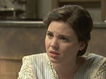 Marcela confiesa sus sinceros sentimientos hacia Matías