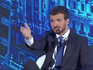 Casado pide a Sánchez que controle las cuentas de la Generalitat, los Mossos y TV3