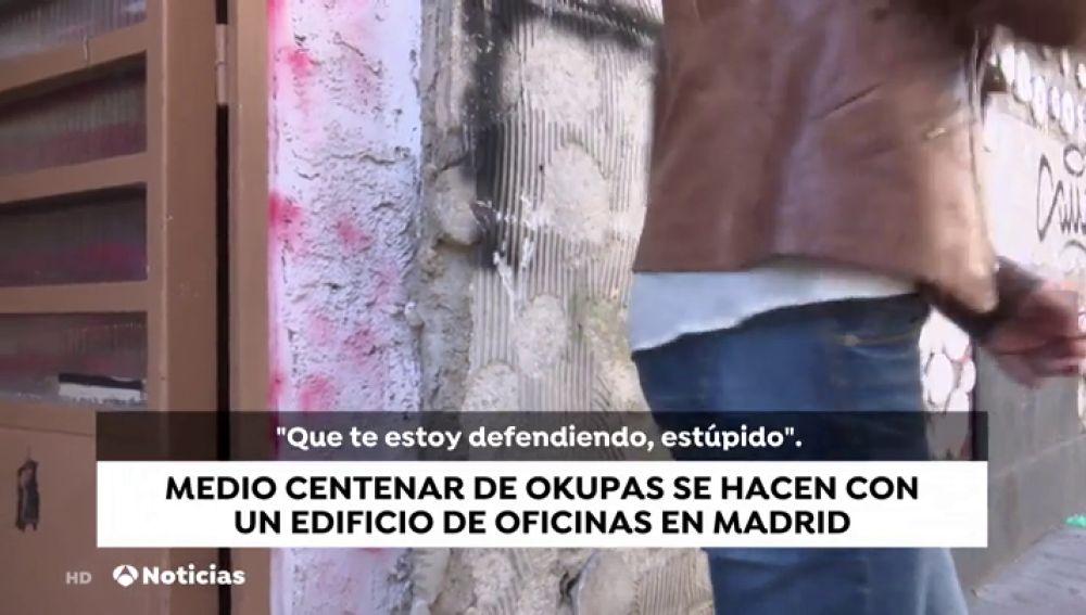 Peleas en plena madrugada, los vecinos del barrio madrileño de Carabanchel están hartos de los okupas