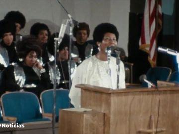 Ve la luz un exclusivo concierto de Aretha Franklin que pasó más de medio siglo oculto