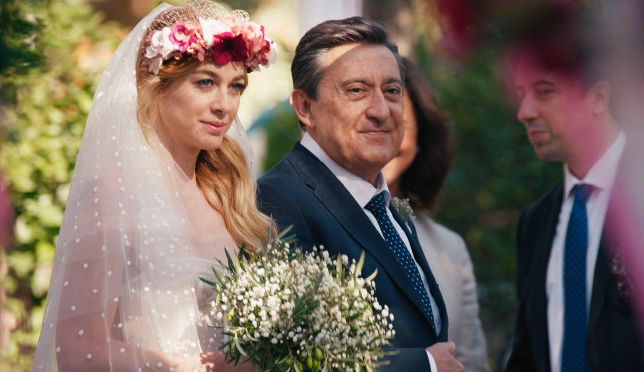 Una última coincidencia que frena la boda de Marta y Mario