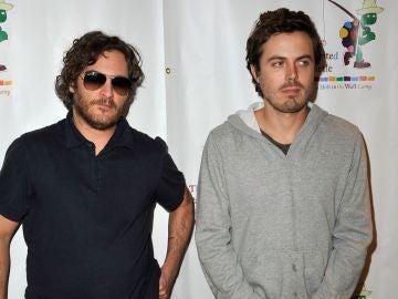 Joaquin Phoenix y Casey Affleck