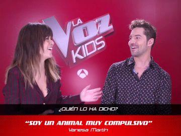 ¿Sabrían adivinar los coaches de 'La Voz Kids' a quién pertenece cada frase?