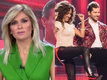 Antena 3 Noticias 1 y 'La Voz Kids'