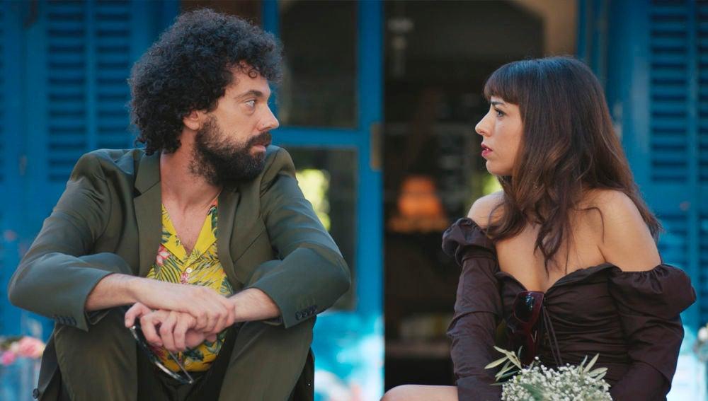 Nacho pone fin a su relación con Elisa y descubrimos a 'sus gemelos'