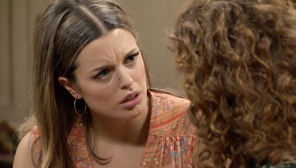 """'Amar es para siempre': """"¿Es que no os vais a reconciliar?"""", así ha reaccionado Lourdes al descubrir la infidelidad de su padre"""