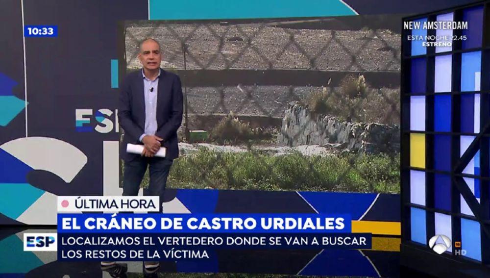 Cráneo de Castro Urdiales.