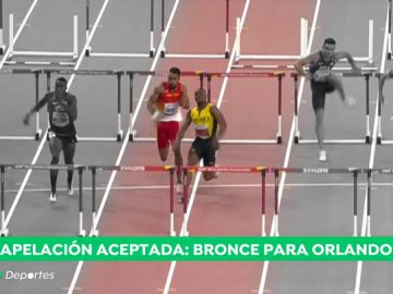 ¡Bronce para Orlando Ortega! La IAAF rectifica y concede la medalla al español