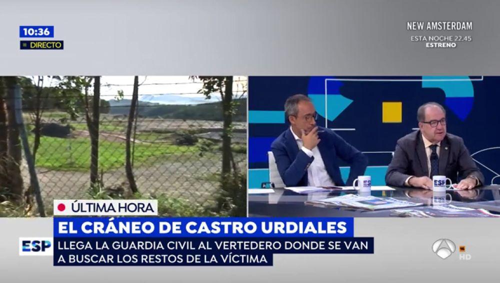 José Carlos Fuertes.