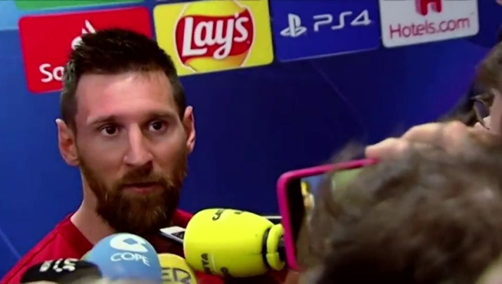 """La confesión de Leo Messi: """"Tuve en la cabeza dejar el Barça"""""""