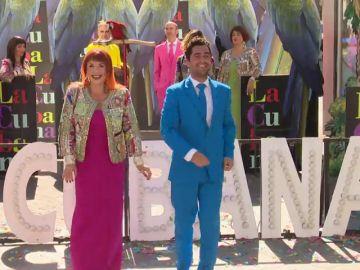 Un loro, entre los protagonistas del musical 'Adiós Arturo'