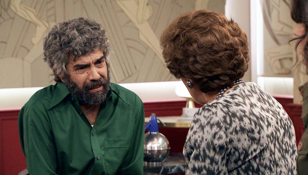 'Amar es para siempre': La audacia de Curtis y Jose para evitar que Benigna les eche del King's