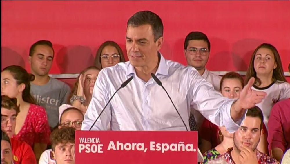 Sánchez anuncia que desbloqueará fondos a las comunidades autónomas antes del 10-N