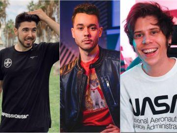 Willyrex, TheGrefg y ElRubius serán los mentores de lujo de 'Top Gamers Academy'