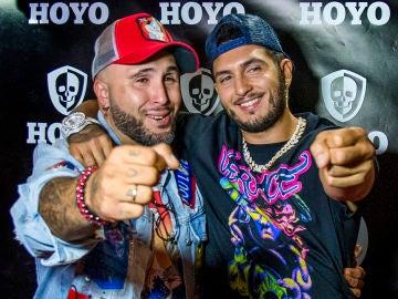 Kiko Rivera y Omar Montes