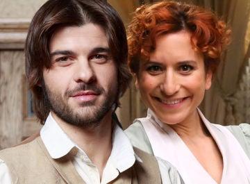 Jordi Coll y Marta Tomasa, Gonzalo y Fe en 'El secreto de Puente Viejo'