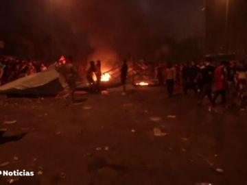 Aumenta a 44 el balance de muertos en Irak en el cuarto día de protestas