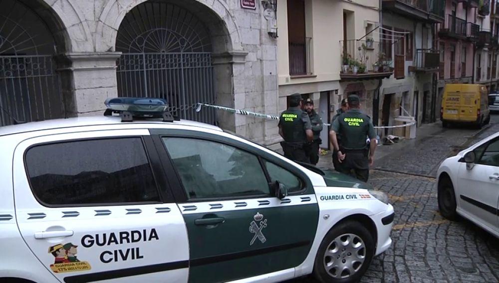 Muere una madre y una hija de siete años en un incendio en Laredo, Cantabria