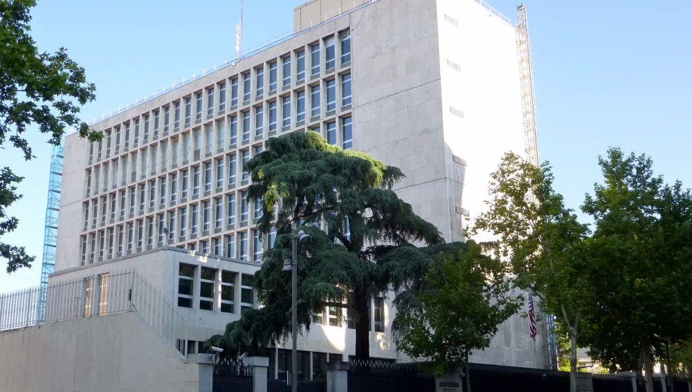Embajada de EEUU en España