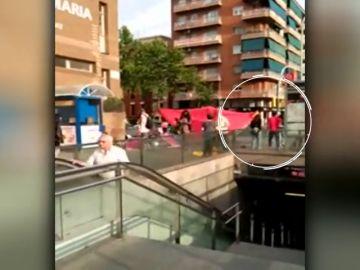 Condenados cinco radicales por agredir a seguidoras de la selección española